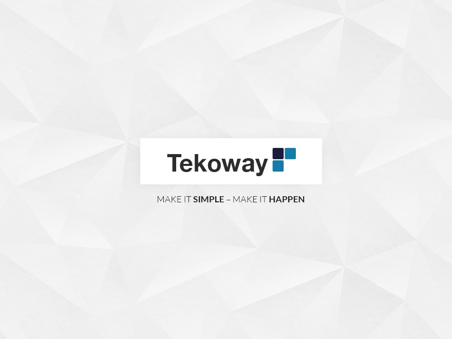 Tekoway is a start-up that makes recruitment easier