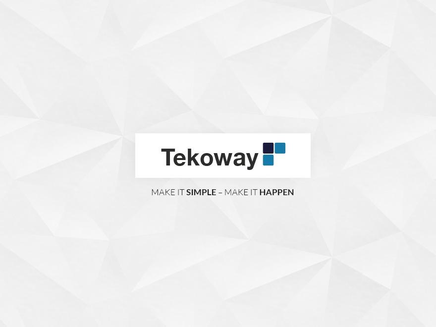 Tekoway is a start-up that makes recruitment easier